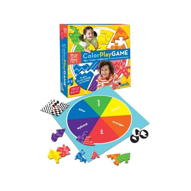 Play Color Board Game