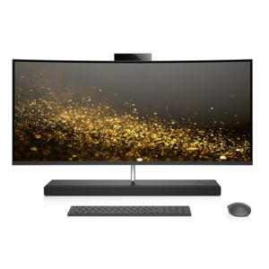 Achat hp envy curved all in one 34 b007nf ordinateur de - Ordinateur de bureau hp intel core i7 ...
