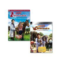 Mindscape - Pack 2 Jeux Mission Vétérinaire : Je Soigne Les Animaux - Pc