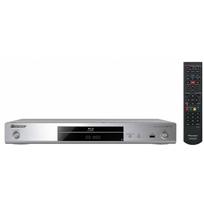 PIONEER - Lecteur Blu-ray 3D avec 4K-Video-Upscaler - Silver
