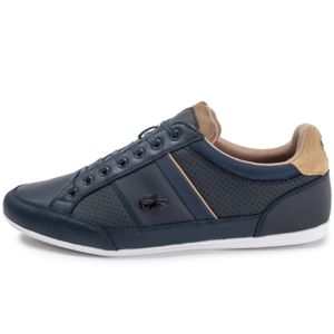 Chaussures Lacoste Chaymon grises homme SePG8C1