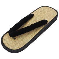 Fuji - Chaussures arts martiaux sport Zooris paille y Jaune 96027