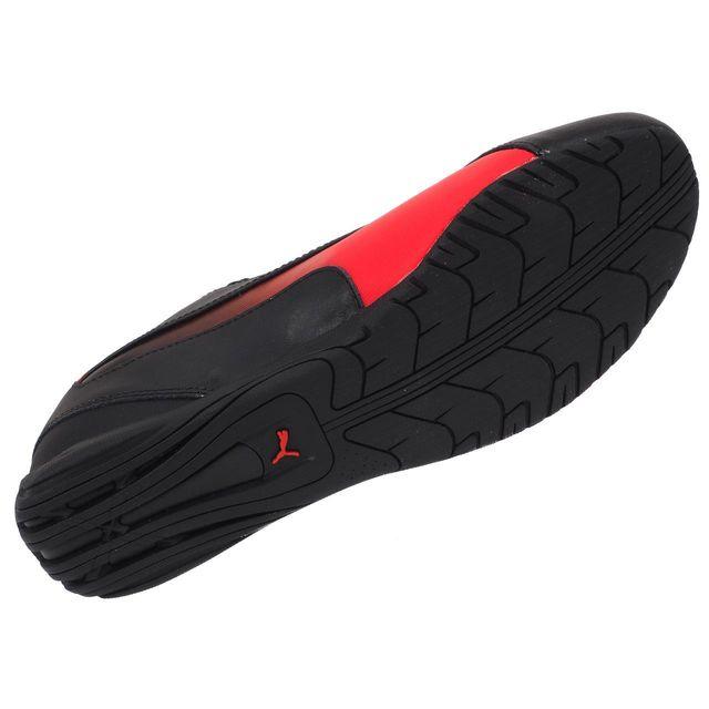 Puma - Chaussures mode ville Drift cat 5 sf blk/rge Noir 55542