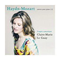 Accord - Haydn - Mozart : oeuvres pour piano, Vol.3 - L'esprit concertant