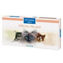 Pet-phos - Felin Special Compléments alimentaires pour pelage de chats