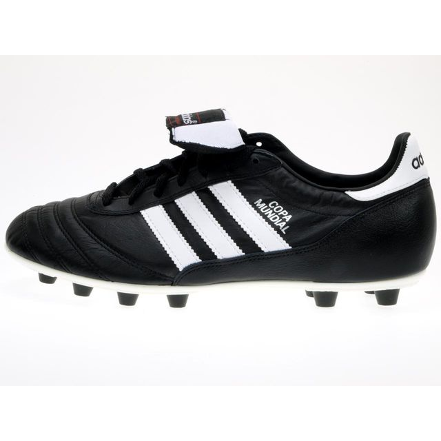 Adidas - Chaussures football moulées Copa mundial petite taill Noir 22500
