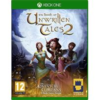 Just For Games - The Book Of Unwritten Tales 2 JEU Xbox One Jeux Video Xbox One
