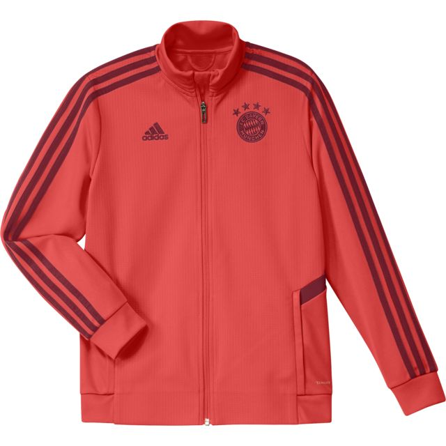 Adidas Veste training junior Fc Bayern Munich 201920