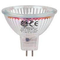 Ge Lighting - Lampe miroir dichroïque precise bright mr16 fermée Gu 5.3 50W 760 Lumen