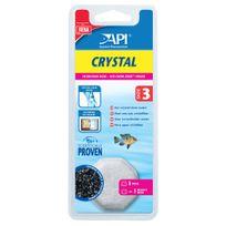 Rena Api - Filtration en Dose Crystal de Taille 3 pour Aquarium - x1