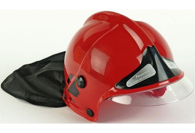 Klein Casque De Pompier Rouge 8918