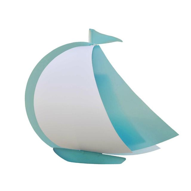 rosemonde et michel bateau suspension turquoise h40cm pas cher achat vente suspensions. Black Bedroom Furniture Sets. Home Design Ideas