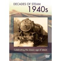 Go Entertain - Decade Of Steam - 1940'S IMPORT Dvd - Edition simple