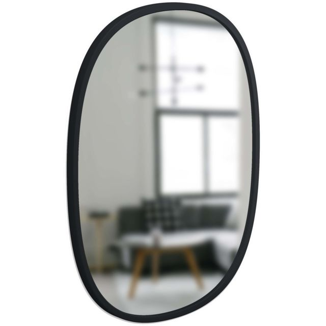 UMBRA Miroir ovale 18x24 cm Hub