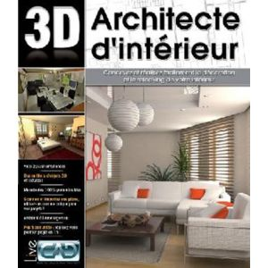 anuman interactive architecte d 39 interieur 3d vf pc pas cher achat vente ludo ducatif. Black Bedroom Furniture Sets. Home Design Ideas