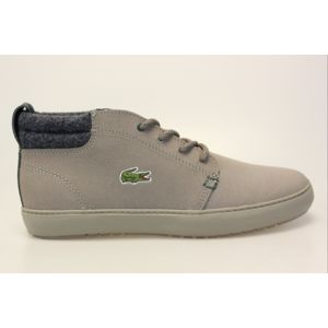Lacoste Ampthill Terra 417 Gris - Chaussures Basket Homme