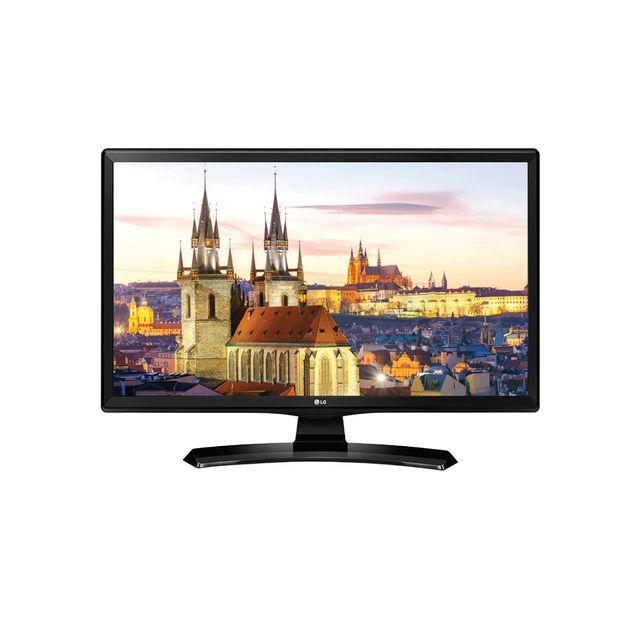 lg tv led 24 60 cm 24mt49df pas cher achat vente tv led 32 39 39 et moins rueducommerce. Black Bedroom Furniture Sets. Home Design Ideas