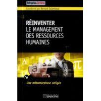 Entreprise Et Carrieres - Réinventer le management des ressources humaines