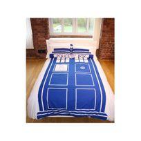 Doctor Who - Docteur Who Parure housse de couette 200 x 200 cm Tardis
