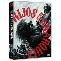 Twentieth Century Fox - Hijos De La AnarquÍA - Temporada 3 IMPORT Espagnol, IMPORT Coffret De 4 Dvd - Edition simple