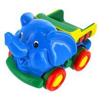 Bebe Decouvertes - Mini véhicules : Eléphant