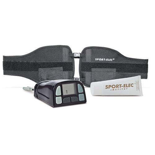 sportelec bcs multiposition avec ceinture sport elec electrostimulation pas cher achat. Black Bedroom Furniture Sets. Home Design Ideas