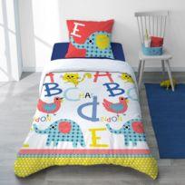 couette imprimee enfant achat couette imprimee enfant pas cher rue du commerce. Black Bedroom Furniture Sets. Home Design Ideas