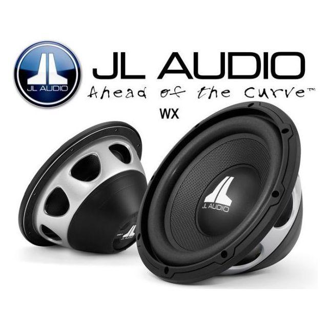 jl audio subwoofer 25 cm 10wxv2 4 pas cher achat. Black Bedroom Furniture Sets. Home Design Ideas