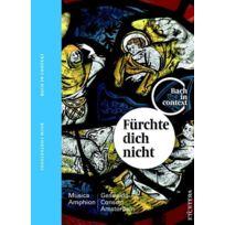 Etcetera - Johann Sebastian Bach - Bach in context Vol. 3 : Furchte dich nicht Livre Cd