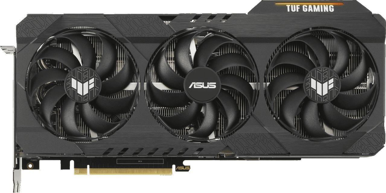 Carte graphique TUF Gaming GeForce RTX 3080 OC 10G Asus