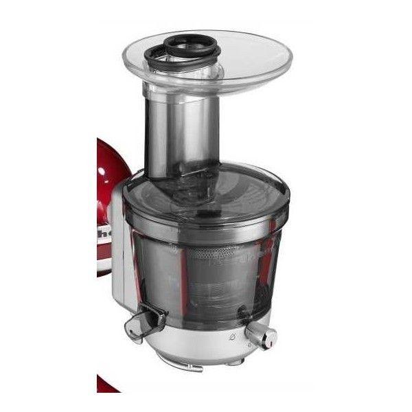 kitchenaid extracteur de jus pour robot artisan ksm1ja pas cher achat vente bols. Black Bedroom Furniture Sets. Home Design Ideas