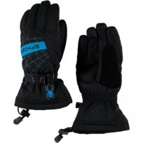 Gants de ski Spyder - Achat Gants de ski Spyder pas cher - Rue du ... 3ecaf628a46
