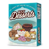 Looney Labs - Jeux de société - Just Desserts