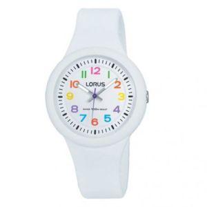 lorus montres blanc pour enfant rrx43ex9 achat vente. Black Bedroom Furniture Sets. Home Design Ideas
