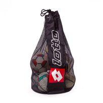 Lotto - Sac Portabalones Mundial Black-White-Red Taille Taille unique