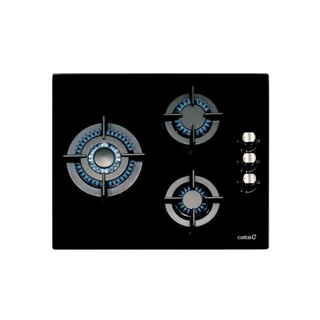 Cata Plaque au gaz Cci6021 60 cm 3 Cuisinière