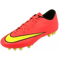 mode designer b833d 5877a Mercurial Victory V Ag Ros - Chaussures Football Homme Multicouleur 42.5