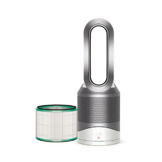 DYSON Purificateur d'air, ventilateur, chauffage HP02 + filtre offert