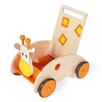 Scratch - Chariot de marche Girafe