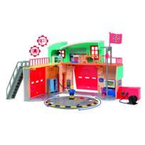 Caserne pompier playmobil jouet club achat caserne - Caserne pompier playmobil pas cher ...
