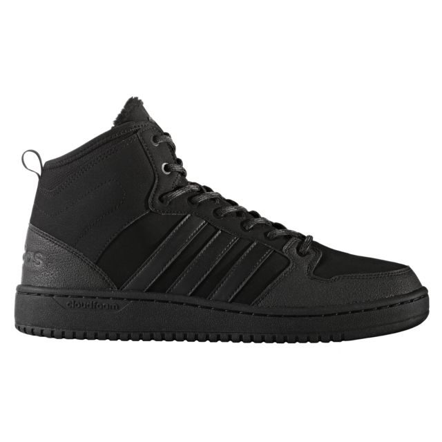 Mid Wtr 40 Adidas Hoops Pas Homme Cf Noir Chaussure Taille tEqR7
