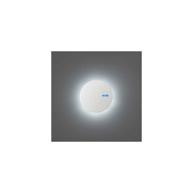 Faro - Applique Murale Extérieur Blanche 2W Code 71526 - pas cher Achat   Vente  Applique, hublot - RueDuCommerce 27f39073902c