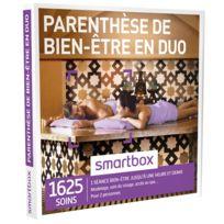 Smartbox - Parenthèse de bien-être en duo - Coffret Cadeau
