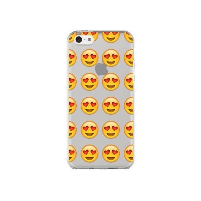 coque iphone 4 smiley emoji