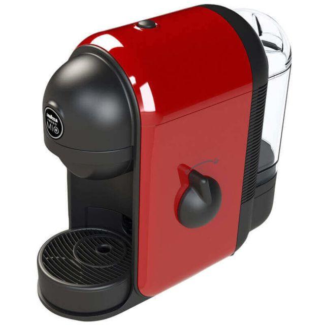 LAVAZZA Machine espresso MINU ROSSO Formation compacte : Une taille réduite pour prendre le minimum de placeGrille 2 hauteurs : Pour s'ajuster à la taille de votre tasse.