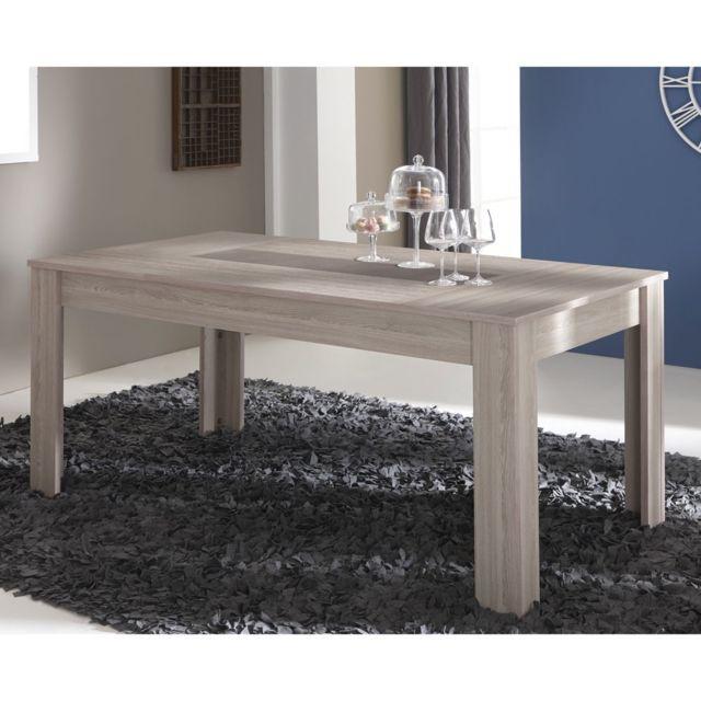 Couleur Chene Duchess Demeyere Shannonbeton Table 170x90cm Clair zMVSUpq