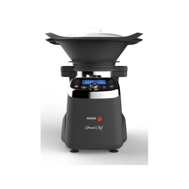 FAGOR Robot Multi fonction Grand Chef - FG508 - Noir