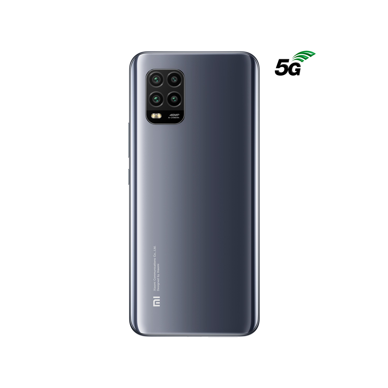 Mi 10 Lite 5G - 6/128 Go - Gris