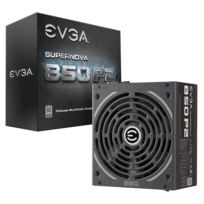 EVGA - Alimentation 100% modulaire SuperNOVA 850 P2 - 850W - 80+ Platinum