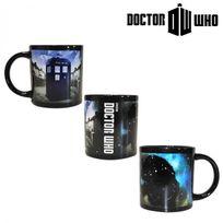 Kas Design - Mug Tardis Thermoréactif Dr Who